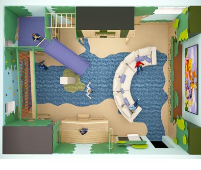 Игровое пространство в Доме